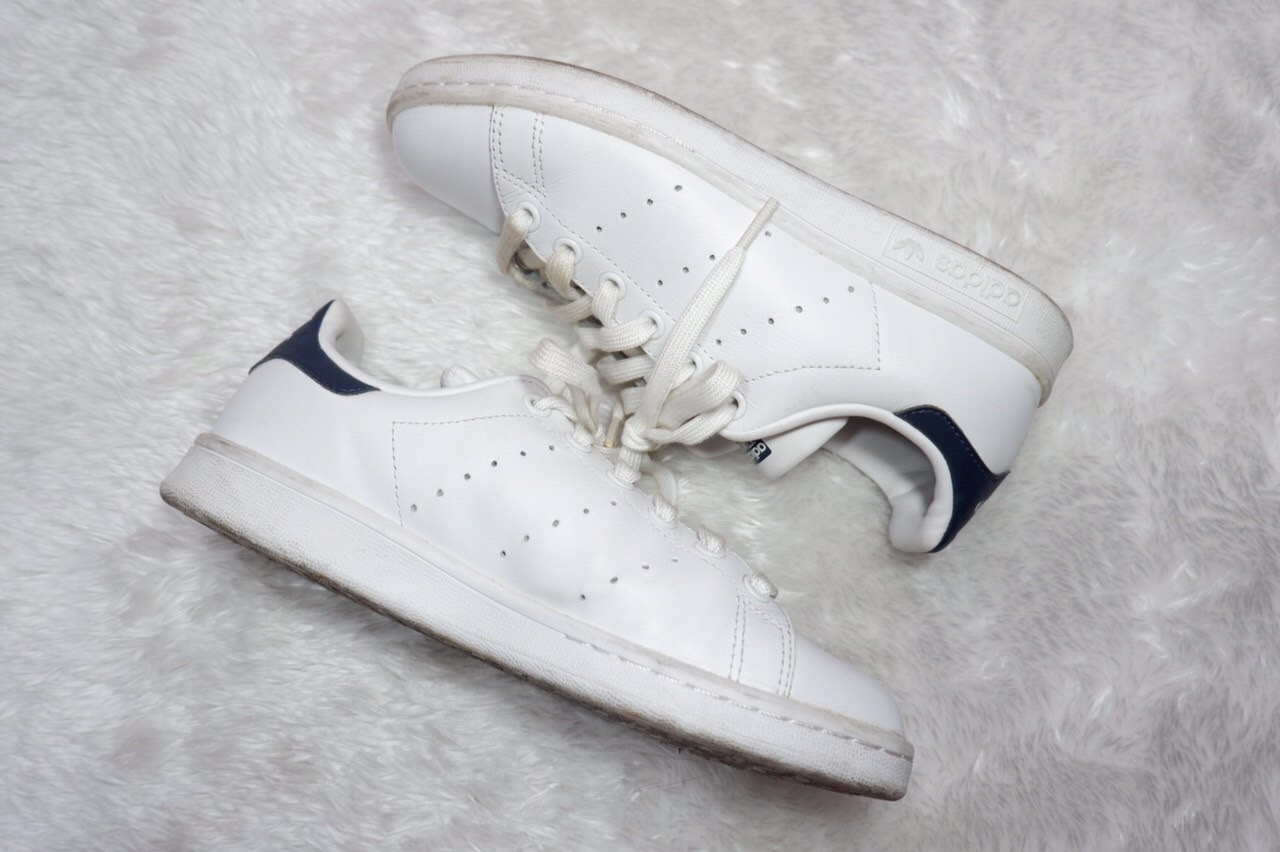 great fit 59192 ca36d Adidas Stan Smith Navy Blue Size US 5